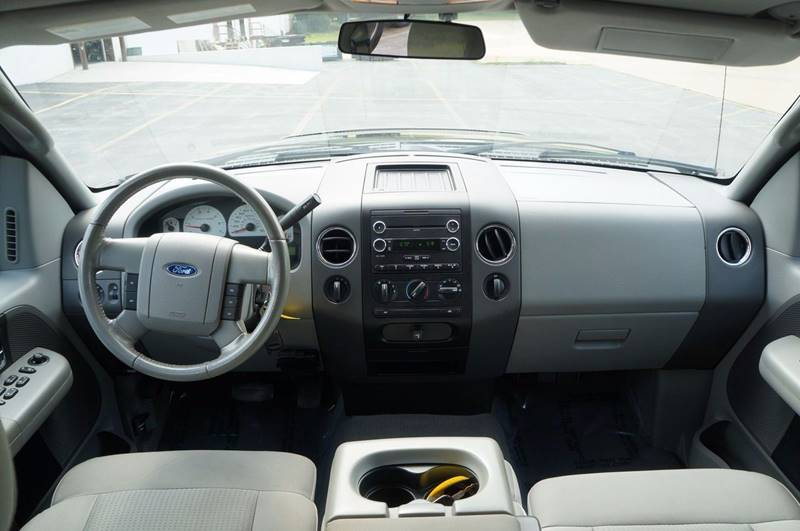 2008 Ford F-150 4x4 XLT 4dr SuperCrew Styleside 6.5 ft. SB - Solon OH