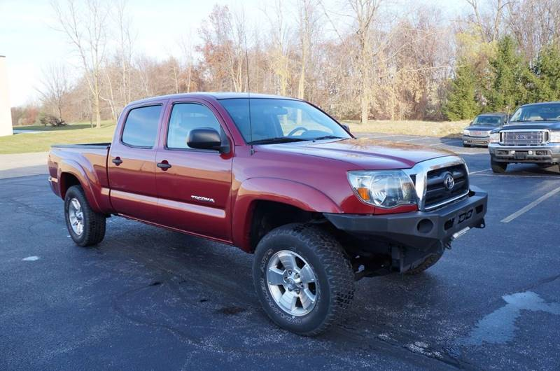 2005 Toyota Tacoma 4dr Double Cab V6 4WD LB - Solon OH