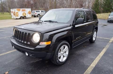 2012 Jeep Patriot for sale in Solon, OH