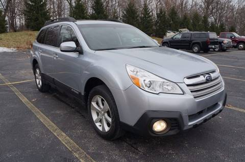 2013 Subaru Outback for sale in Solon, OH