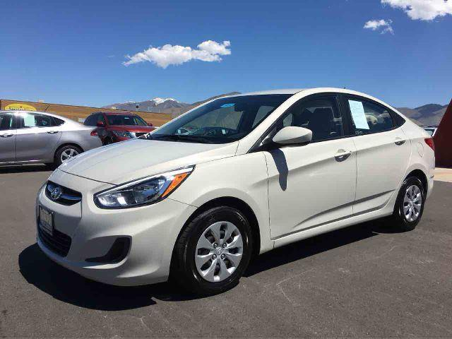 2016 Hyundai Accent for sale at Salt Flats Auto Sales in Tooele UT