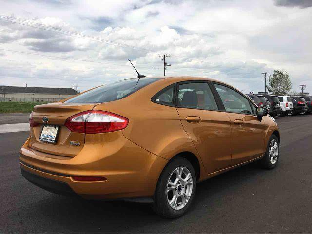 2016 Ford Fiesta for sale at Salt Flats Auto Sales in Tooele UT