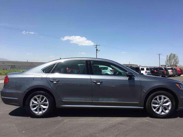 2016 Volkswagen Passat for sale at Salt Flats Auto Sales in Tooele UT