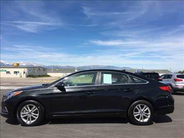 2016 Hyundai Sonata for sale at Salt Flats Auto Sales in Tooele UT