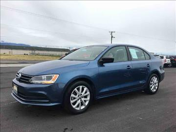 2015 Volkswagen Jetta for sale at Salt Flats Auto Sales in Tooele UT