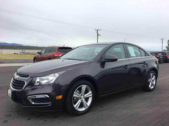 2015 Chevrolet Cruze for sale at Salt Flats Auto Sales in Tooele UT