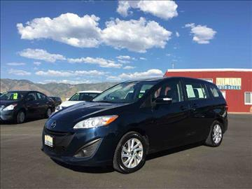 2015 Mazda MAZDA5 for sale at Salt Flats Auto Sales in Tooele UT