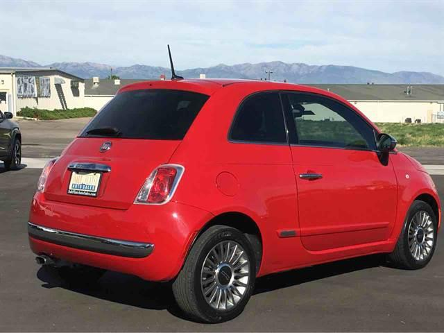 2012 FIAT 500 for sale at Salt Flats Auto Sales in Tooele UT