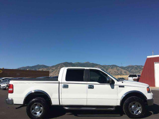 2007 Ford F-150 for sale at Salt Flats Auto Sales in Tooele UT
