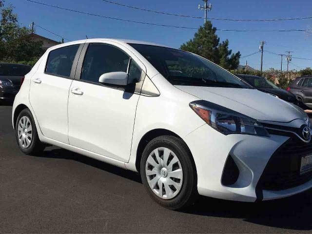 2015 Toyota Yaris for sale at Salt Flats Auto Sales in Tooele UT