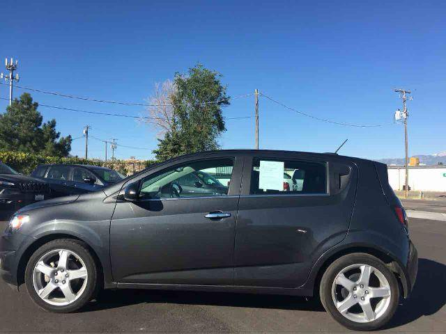 2016 Chevrolet Sonic for sale at Salt Flats Auto Sales in Tooele UT