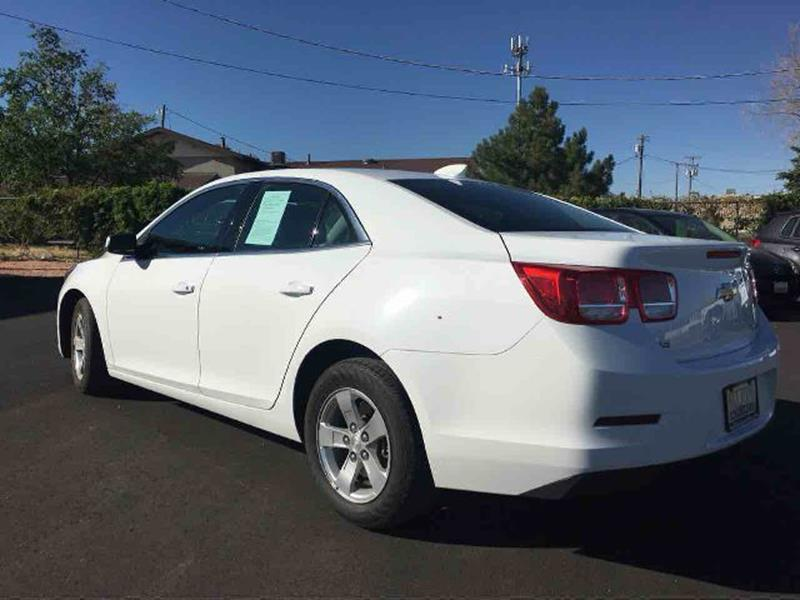 2016 Chevrolet Malibu Limited for sale at Salt Flats Auto Sales in Tooele UT