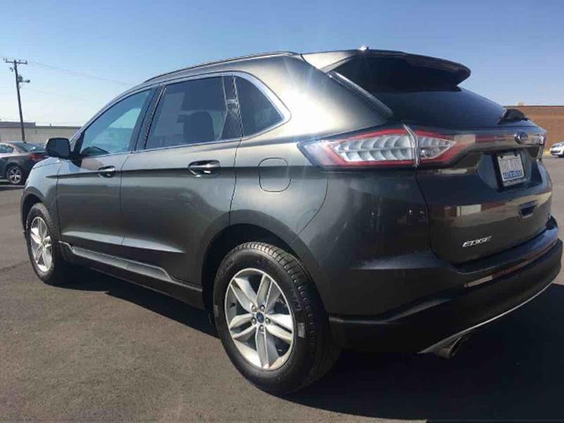 2016 Ford Edge for sale at Salt Flats Auto Sales in Tooele UT