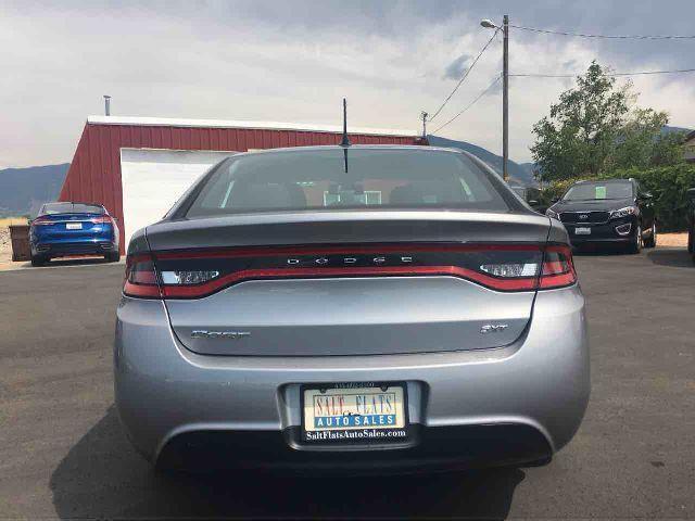 2016 Dodge Dart for sale at Salt Flats Auto Sales in Tooele UT