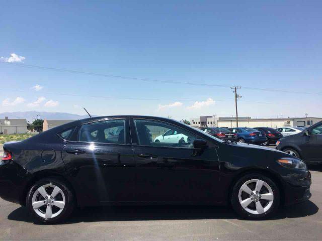 2015 Dodge Dart for sale at Salt Flats Auto Sales in Tooele UT