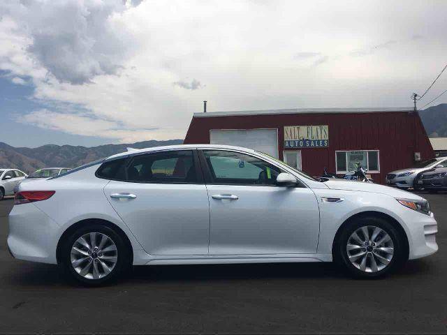 2016 Kia Optima for sale at Salt Flats Auto Sales in Tooele UT