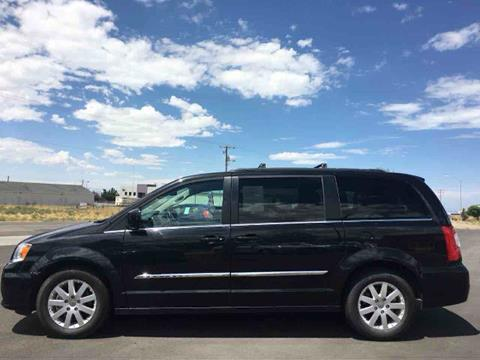2016 Chrysler Town and Country for sale at Salt Flats Auto Sales in Tooele UT