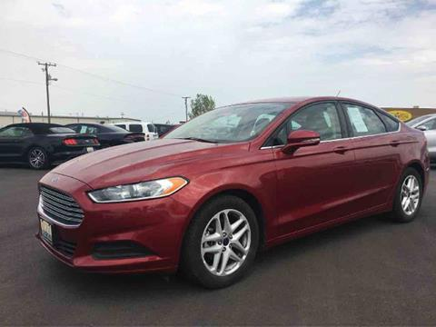 2016 Ford Fusion for sale in Tooele, UT