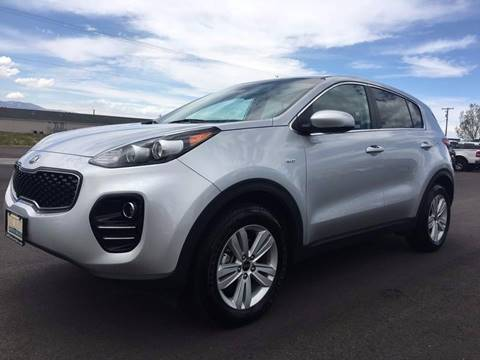 2017 Kia Sportage for sale at Salt Flats Auto Sales in Tooele UT