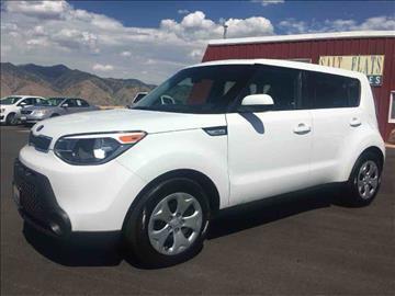 2015 Kia Soul for sale at Salt Flats Auto Sales in Tooele UT