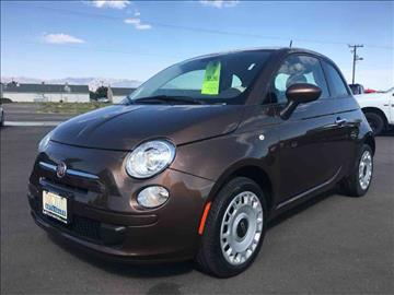 2015 FIAT 500 for sale at Salt Flats Auto Sales in Tooele UT