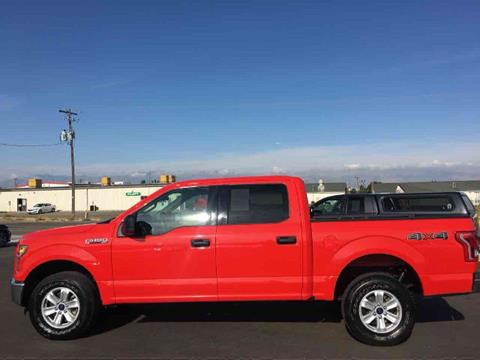 2016 Ford F-150 for sale at Salt Flats Auto Sales in Tooele UT