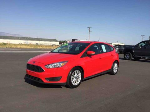 2016 Ford Focus for sale in Tooele, UT