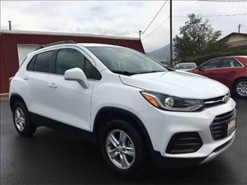 2017 Chevrolet Trax for sale in Tooele, UT
