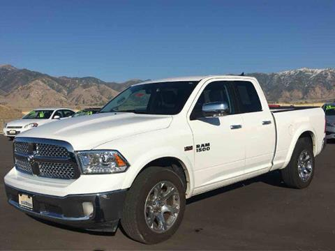 2017 RAM Ram Pickup 1500 for sale at Salt Flats Auto Sales in Tooele UT