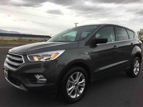 2017 Ford Escape for sale at Salt Flats Auto Sales in Tooele UT