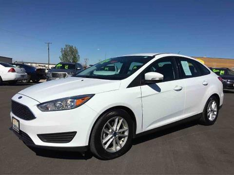 2016 Ford Focus for sale at Salt Flats Auto Sales in Tooele UT