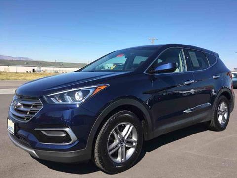 2017 Hyundai Santa Fe Sport for sale in Tooele, UT