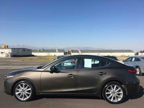 2017 Mazda MAZDA3 for sale at Salt Flats Auto Sales in Tooele UT