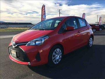 2015 Toyota Yaris for sale in Tooele, UT