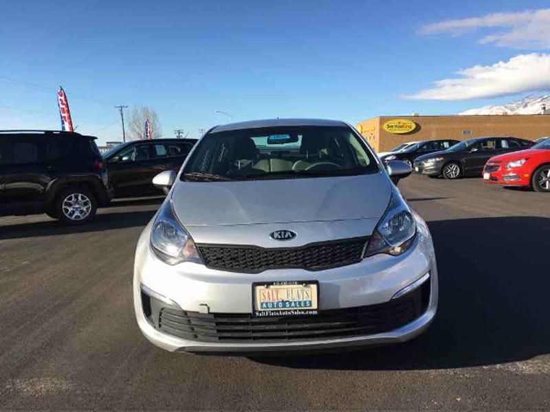 2016 Kia Rio for sale at Salt Flats Auto Sales in Tooele UT
