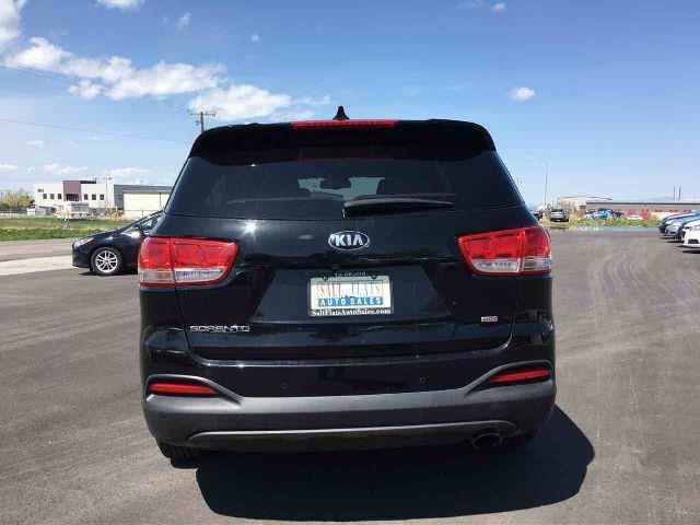 2016 Kia Sorento for sale at Salt Flats Auto Sales in Tooele UT