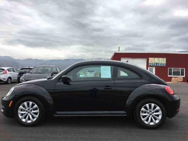 2015 Volkswagen Beetle for sale at Salt Flats Auto Sales in Tooele UT