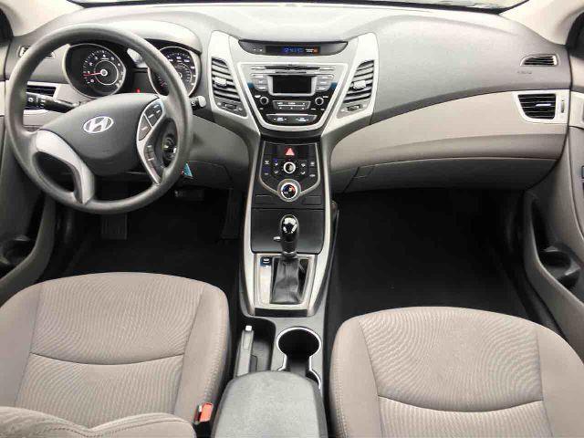 2016 Hyundai Elantra for sale at Salt Flats Auto Sales in Tooele UT