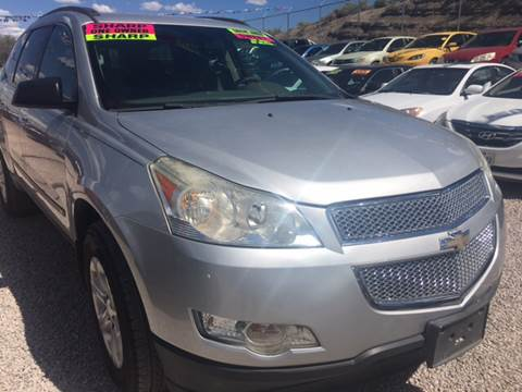 2010 Chevrolet Traverse for sale in Gallup, NM