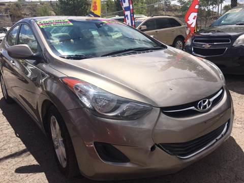 2013 Hyundai Elantra for sale in Gallup, NM