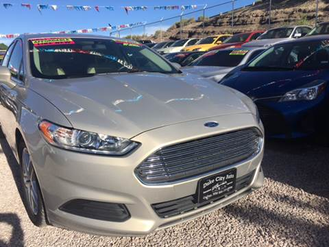 2015 Ford Fusion for sale in Gallup, NM