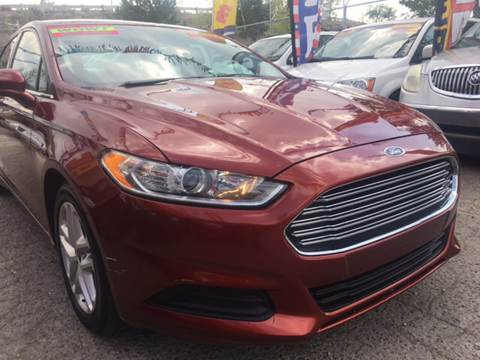 2014 Ford Fusion for sale in Gallup, NM