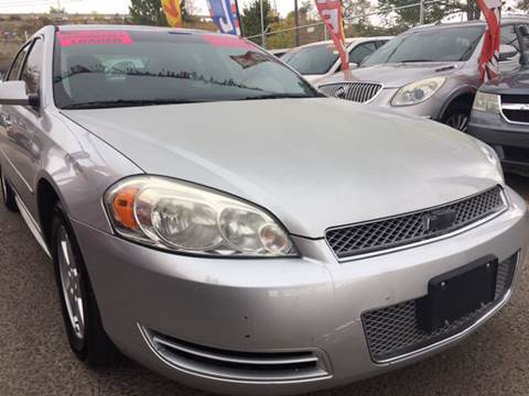 2013 Chevrolet Impala for sale in Gallup, NM
