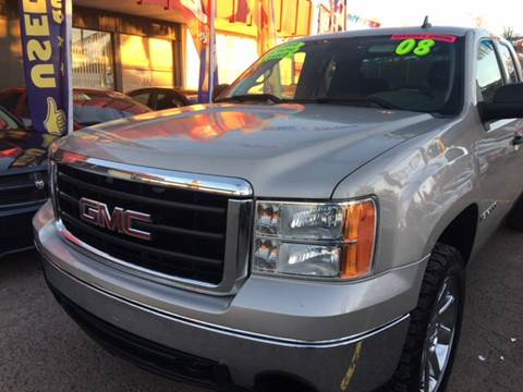 2008 GMC Sierra 1500 for sale in Gallup, NM