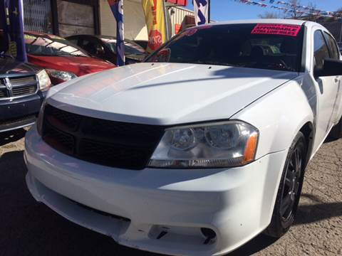 2014 Dodge Avenger for sale in Gallup, NM