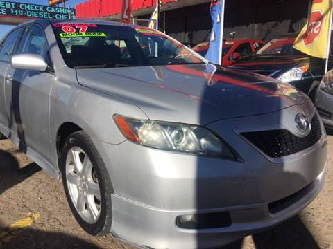 2007 Toyota Camry for sale in Gallup, NM