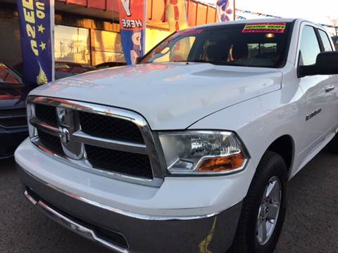 2011 RAM Ram Pickup 1500 for sale in Gallup, NM
