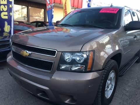 2007 Chevrolet Suburban for sale in Gallup, NM