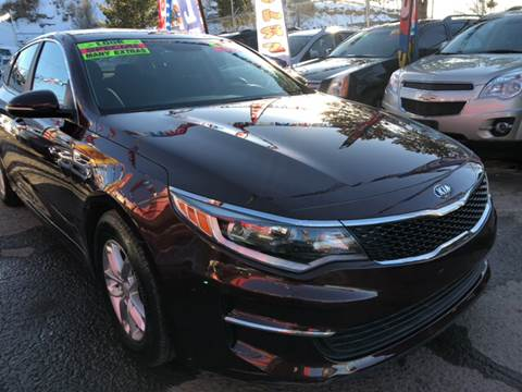 2016 Kia Optima for sale in Gallup, NM