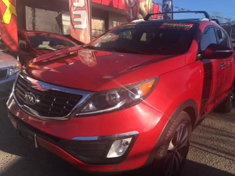 2013 Kia Sportage for sale in Gallup, NM